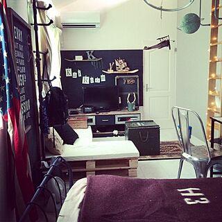 部屋全体/子供部屋作り/DIY/ブログやっています。/ブログしてます♪...などのインテリア実例 - 2014-09-10 14:38:30
