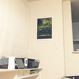 壁/天井/カレンダー/ADA/シンプル/シンプルが好き...などのインテリア実例 - 2015-10-06 20:39:58