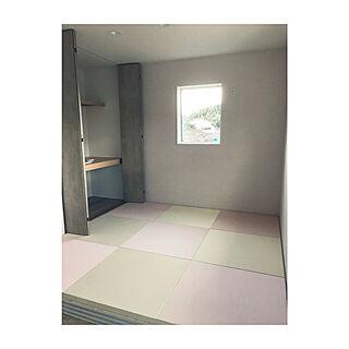 女性34歳の家族暮らし3LDK、二畳に関するHarukaさんの実例写真