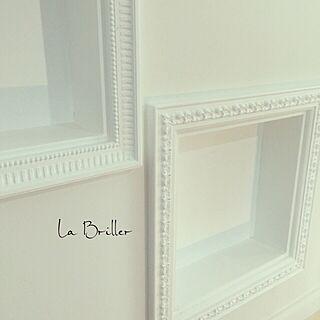 女性38歳の家族暮らし、フレンチシックな家作り。に関するLaBrillerさんの実例写真