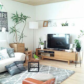 無垢材の床の人気の写真(RoomNo.2703798)
