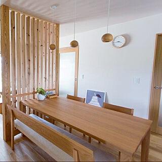 女性家族暮らし4LDK、パナソニックの家に関するkunkunさんの実例写真