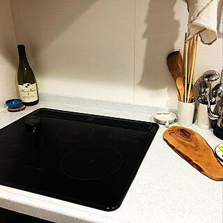 家族暮らし3LDK、無印良品食器に関するhittonさんの実例写真