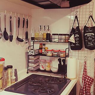 キッチン/1LDK/ひとり暮らし/ペットと暮らす家/デザイナーズマンション...などのインテリア実例 - 2018-03-19 06:18:08