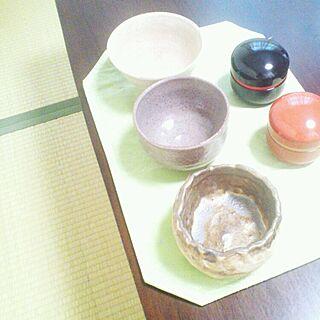 女性家族暮らし、抹茶茶碗に関するtakaさんの実例写真