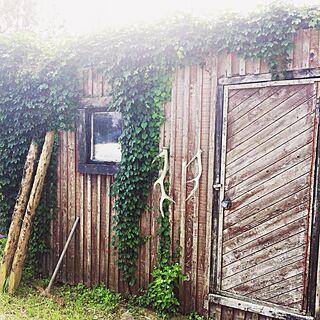 田舎/つの/小窓/ドア/牧舎さん...などのインテリア実例 - 2015-08-21 13:56:29