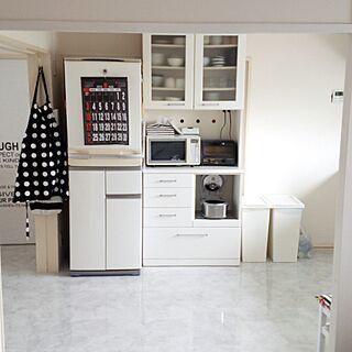 キッチン/シンプルにしたい/モノトーンに憧れて/掃除しやすいようにモノを減らす!!/モノを減らしたい...などのインテリア実例 - 2014-08-14 18:37:31