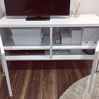 リビング/IKEA/二人暮らし/収納/ニトリ...などのインテリア実例 - 2019-02-02 22:48:01