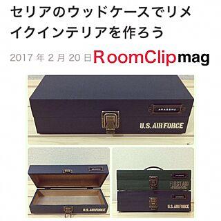 机/vintageさんの真似っこ♡/引き出しマット/IKEA/DIY...などのインテリア実例 - 2017-02-20 22:00:21