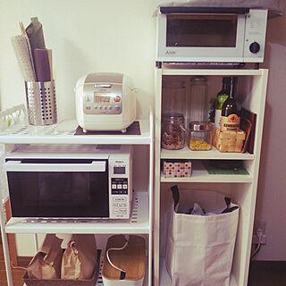 女性家族暮らし、キッチンに関するtamatamaさんの実例写真