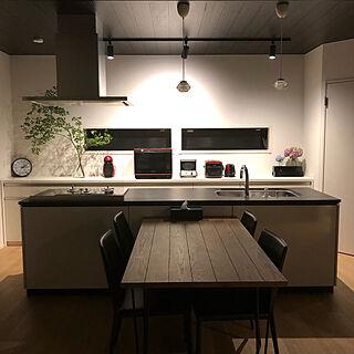 キッチン/紫陽花/クリナップ/充電ステーション/充電コーナー...などのインテリア実例 - 2018-06-08 02:28:56