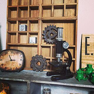 ダイソー時計リメイクの人気の写真(RoomNo.712547)