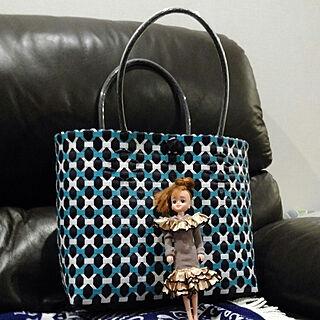 女性52歳の家族暮らし、お人形に関するkyukyuさんの実例写真