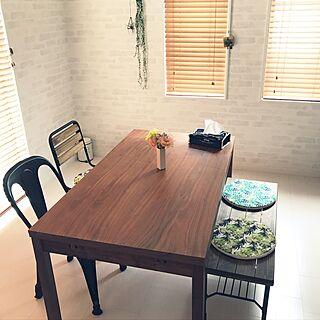 女性34歳の家族暮らし4LDK、ケルトの家具に関するmmeeronさんの実例写真