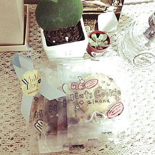女性30歳の家族暮らし3LDK、ホワイトデーに関するmihoさんの実例写真