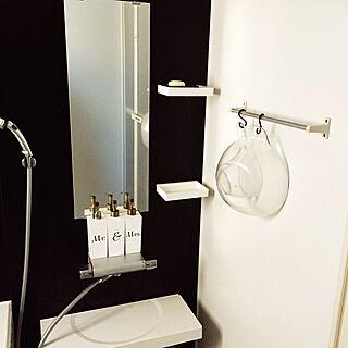 バス/トイレ/風呂桶/カラリ/karaliのインテリア実例 - 2017-01-11 16:55:13