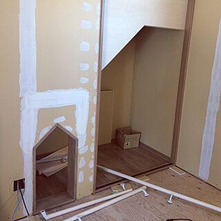 女性の、3LDK、家族住まいの「部屋全体」についてのインテリア実例
