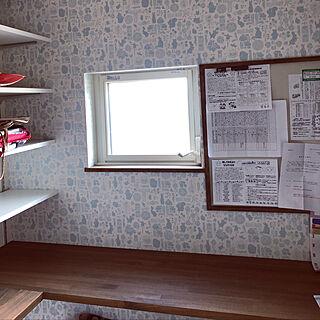 女性家族暮らし、造作カウンターに関するrinnanoさんの実例写真