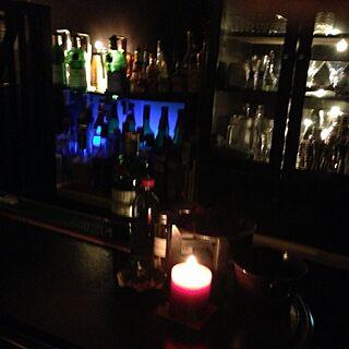 机/リメイク/お酒/照明/BARな部屋...などのインテリア実例 - 2013-08-29 21:58:53