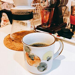女性54歳の家族暮らし4LDK、コーヒーカップに関するMASAさんの実例写真