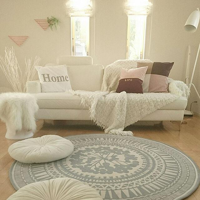 Lounge/すっきり暮らす/ものの少ない暮らし/シンプル/Francfranc...などのインテリア実例