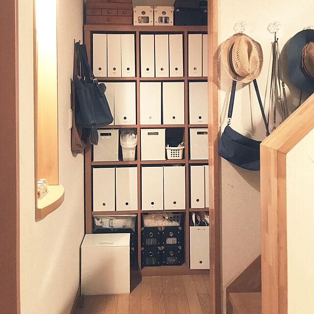 My Shelf/収納術に憧れる/見せる収納/いつもありがとうございます/RCに感謝...などのインテリア実例