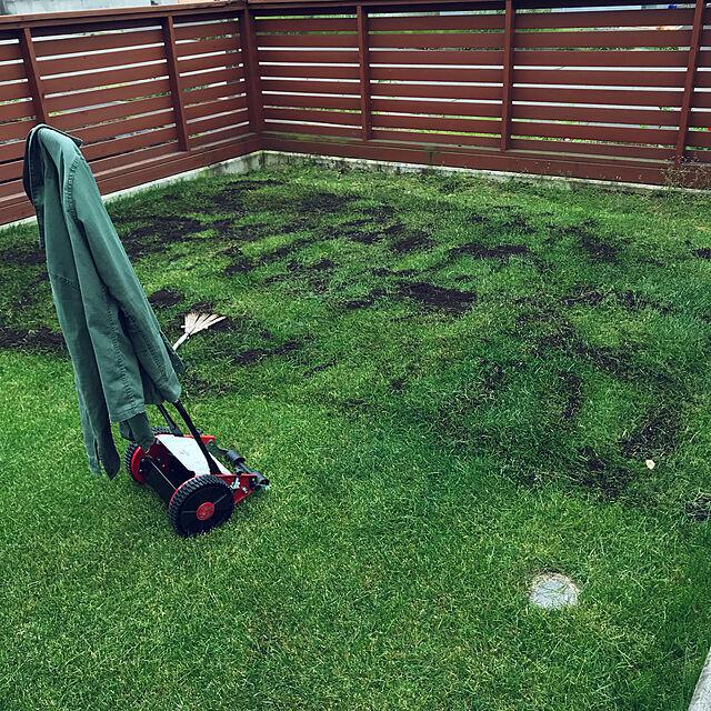 Entrance,庭,芝刈り,芝刈り終了です!,ガンプラマスターのインテリア実例 | RoomClip (ルームクリップ)
