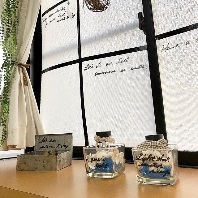 My Shelf,ダイソー,フォロワーさんに感謝♡,いつもいいね!ありがとうございます♪,10分でできる,皆さんのお陰で励みになってます♡,ソーラーライトアレンジのインテリア実例 | RoomClip (ルームクリップ)