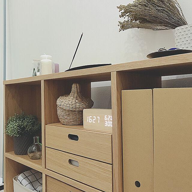ソストレーネグレーネ/無印良品/IKEA/一人暮らし/フェイクグリーン...などのインテリア実例