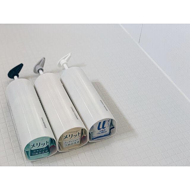 モニター当選/よごれにくくさびにくいラック/スマートホルダー/浴室収納/シンプル...などのインテリア実例