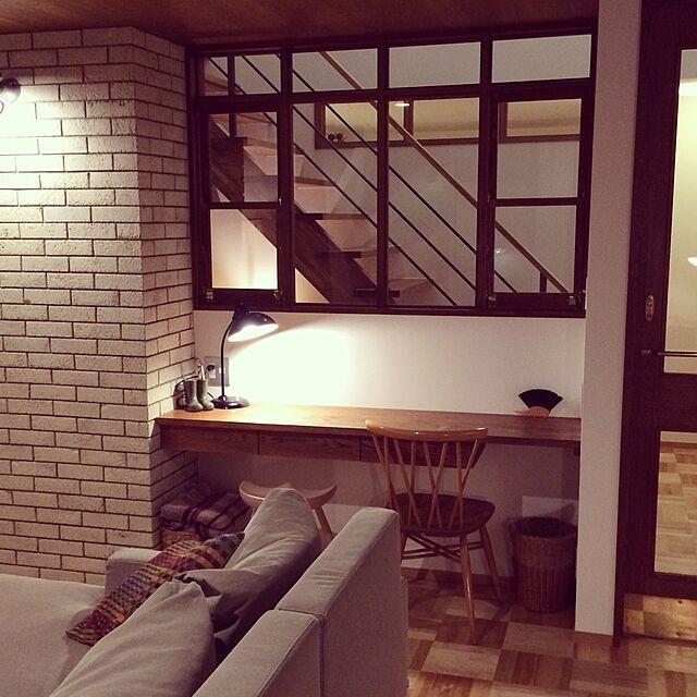 Lounge,照明,アンティーク,レトロのインテリア実例 | RoomClip (ルームクリップ)