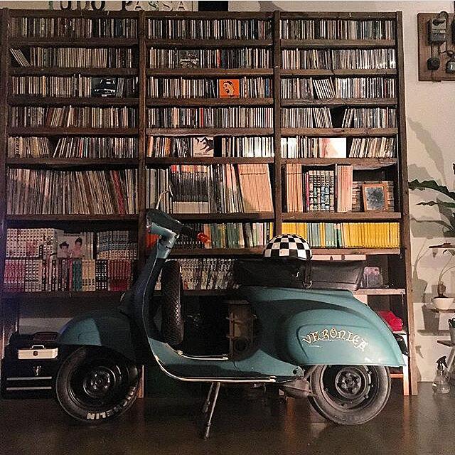 My Shelf,映画のインテリアに憧れるのインテリア実例 | RoomClip (ルームクリップ)