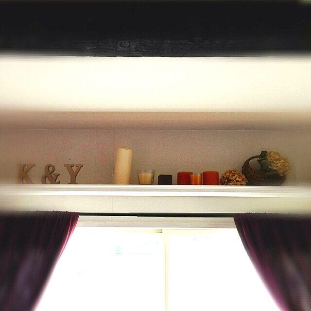 棚/DIY/雑貨/ハンドメイド/手作り...などのインテリア実例 - 2014-01-25 22:16:16