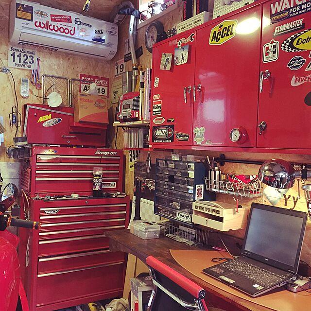 ガレージ 32765のインテリア実例