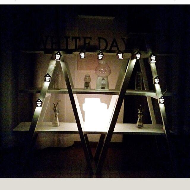 My Shelf,いいね♥500人感謝です♥,●主人のDIY●,●myアイデア●,●今日のおすすめ30枚!⇒Thanks●,★ホットユーザー⇒Thank you!★,salut!⇒キャンディポット♥,1日遅れのwhiteday♥,ディスプレイ棚⇒DIY♥,29.3.15♥,Daily RoomClip1048♥のインテリア実例 | RoomClip (ルームクリップ)