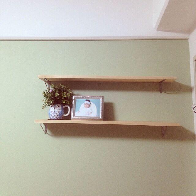 壁/天井/中古マンション/DIY/適当ですが/手作りのインテリア実例 - 2014-02-06 16:40:29