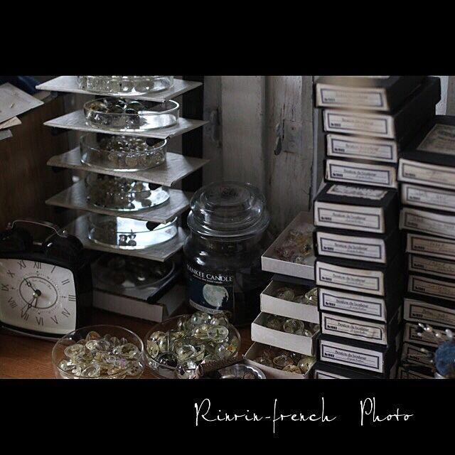 机/French/ブログやってます♪/フレンチシック/vintage...などのインテリア実例 - 2016-07-23 10:46:32