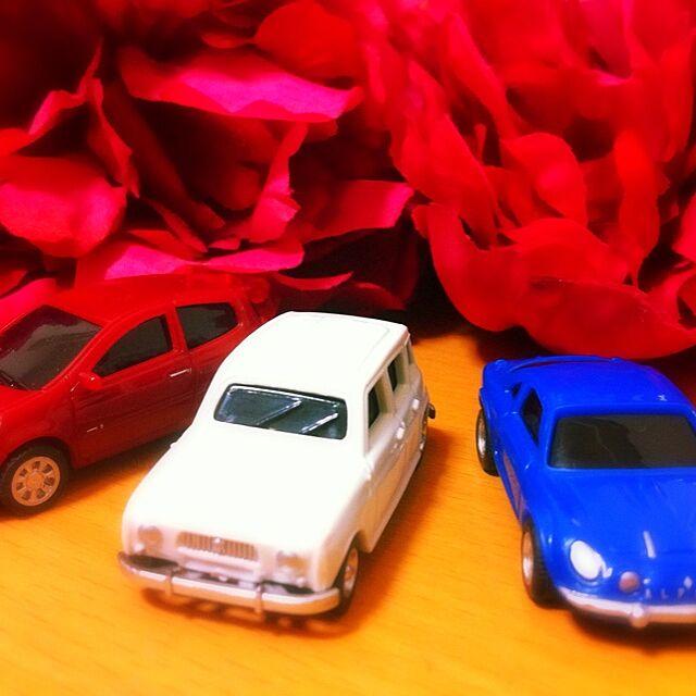 リビング/3COINS/ノベルティ/ミニカーのインテリア実例 - 2014-03-13 09:19:54