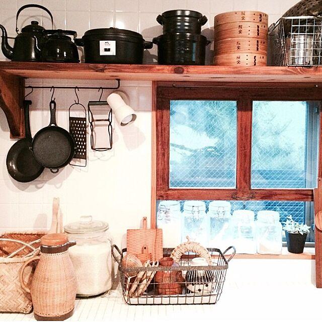 ティファール (T-fal) kitchenのインテリア実例