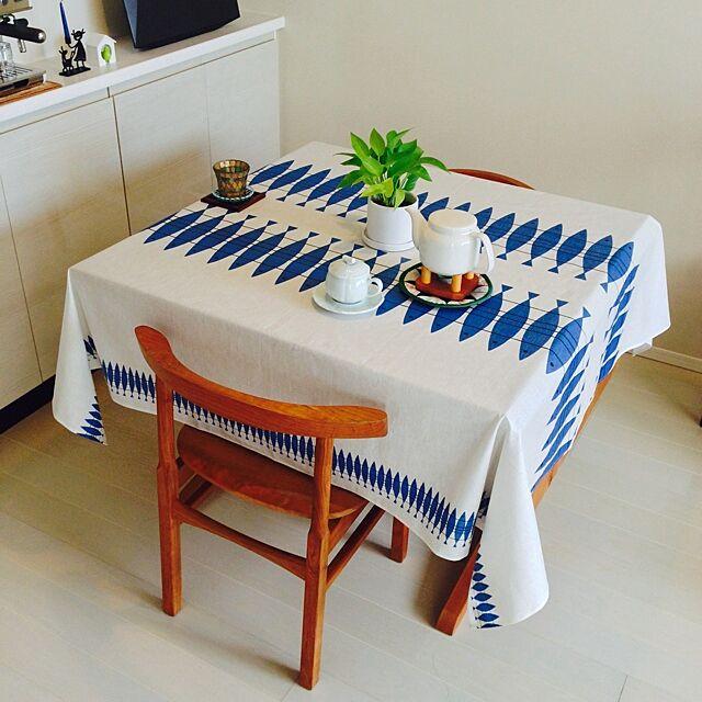 北欧風テーブルクロスおすすめ15選!毎日の食卓をおしゃれに彩る