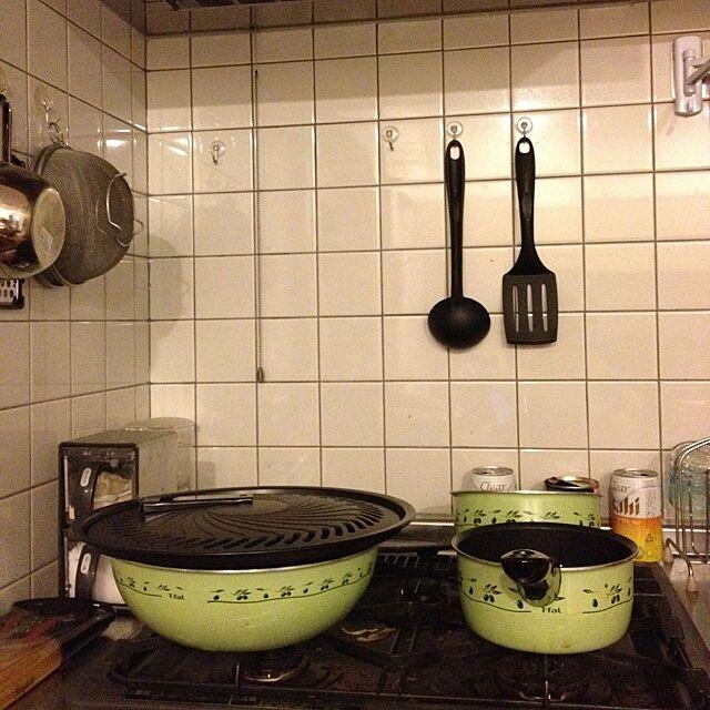 キッチンのインテリア実例 - 2012-04-13 22:59:09