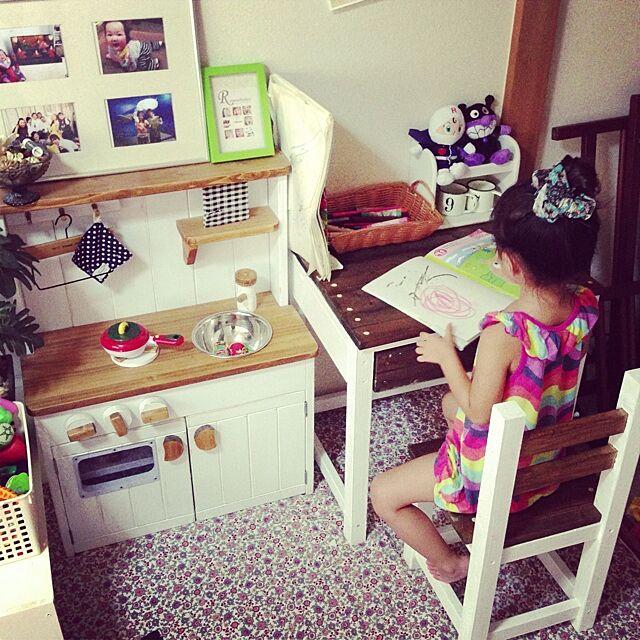 リビング/handmade/子供部屋のインテリア実例 - 2014-01-18 23:24:26