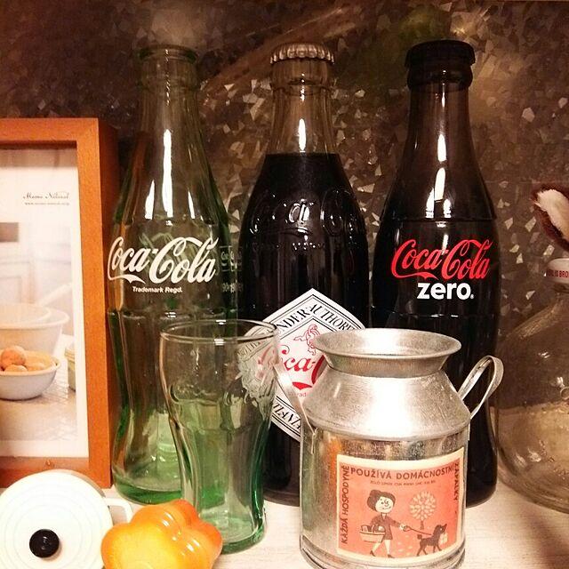 キッチン/雑貨/セリア/コカ・コーラのインテリア実例 - 2014-09-15 20:34:19