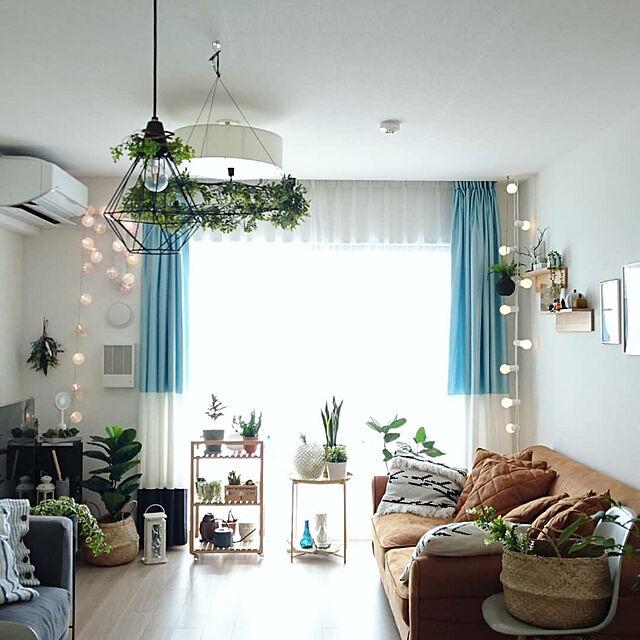 Overview/イケア75/キッチンからの眺め/リビングダイニング/IKEA...などのインテリア実例