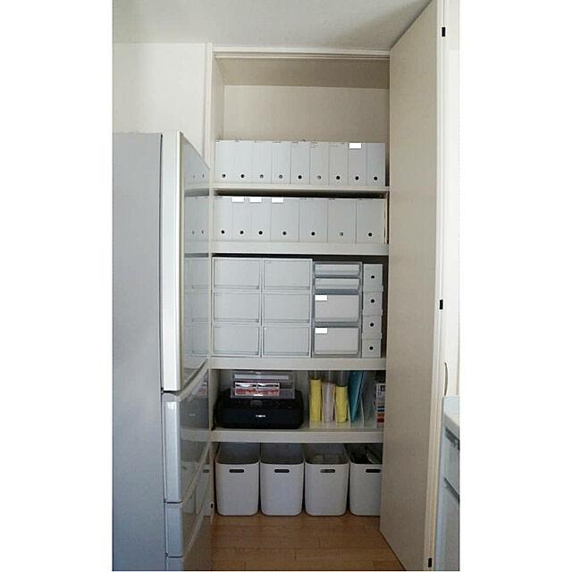 My Shelf/整理収納/積水ハウス/すっきり暮らす/暮らしを整える...などのインテリア実例