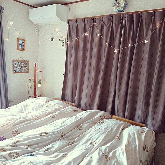 ベッド周り/寝室/今年もよろしくお願いします/いつもいいね!ありがとうございます♪/ありがとうございます...などのインテリア実例 - 2021-01-07 14:30:41