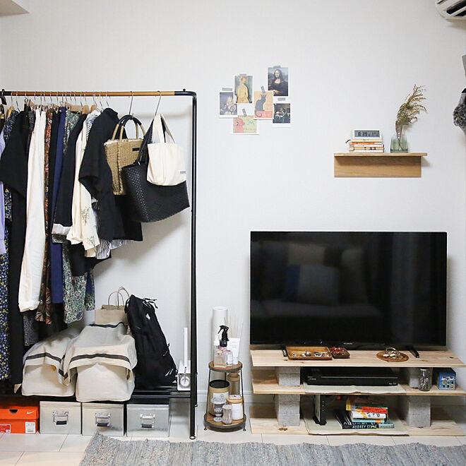 「26m2。ゆったり感とメリハリを大切にした、無理なく私らしいお部屋づくり」 by 4shinoさん