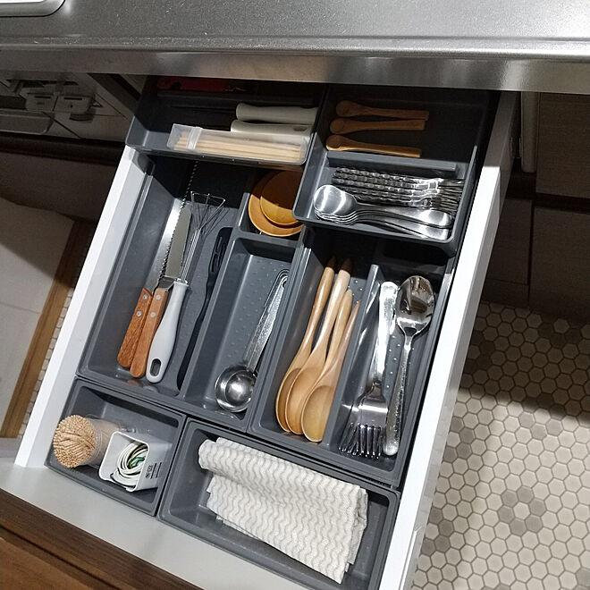 キッチン/狭小住宅/無垢材/ニトリ/IKEA...などのインテリア実例 - 2020-10-22 15:31:48