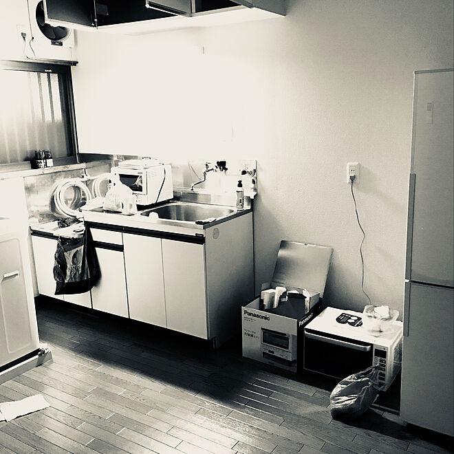 キッチン/一人暮らしのインテリア実例 - 2017-11-06 11:09:04