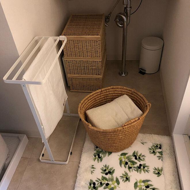 バス/トイレのインテリア実例 - 2019-01-19 14:29:24